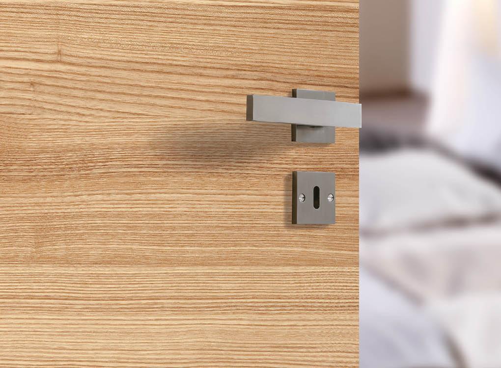 Griffe und Beschläge für Deine Holztüren bei Stuke