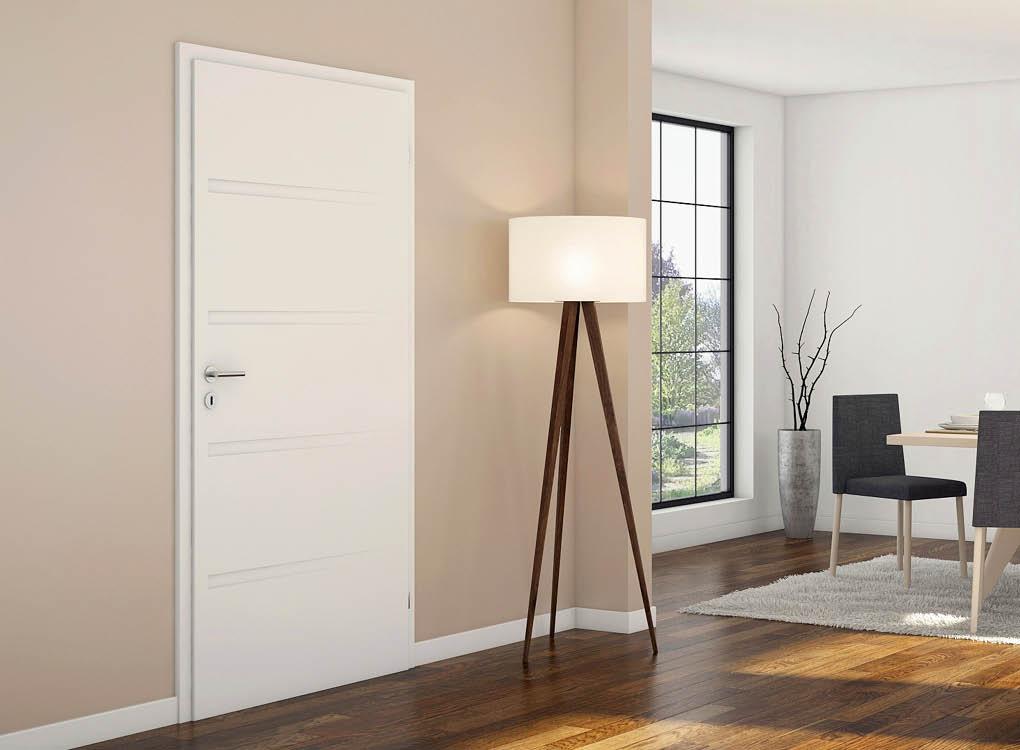 Moderne Lacktüren für Dein Zuhause bei Stuke