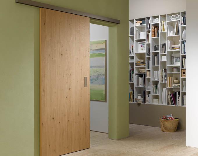 Holztüren zum Schieben für Dein Zuhause bei Stuke