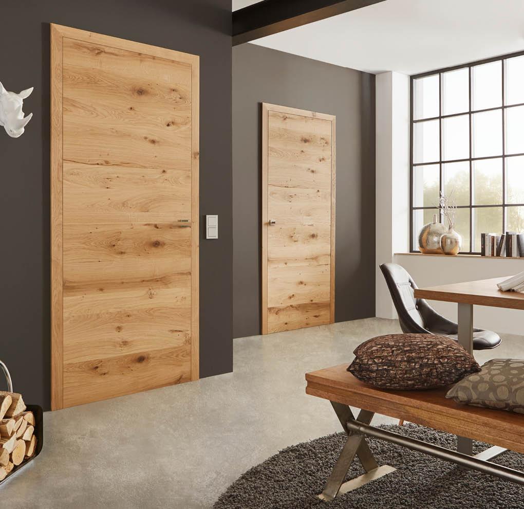 Lebendige Holztüren Dekortüren   hgm Fachwerk Natur   Stuke Holz