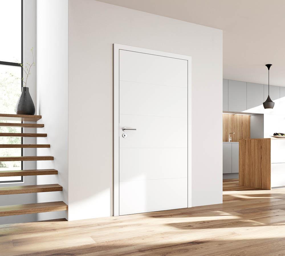 Weiße Funktionstüren für Dein Zuhause bei Stuke