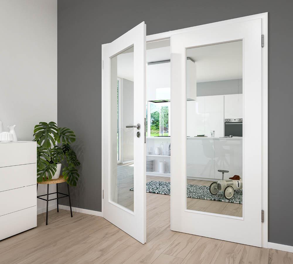 Glastüren für Dein Zuhause bei Stuke