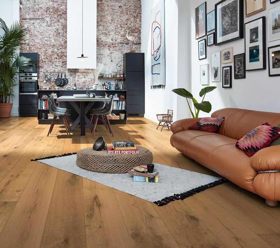 Verschiedene Holzböden für Dein Zuhause von Stuke