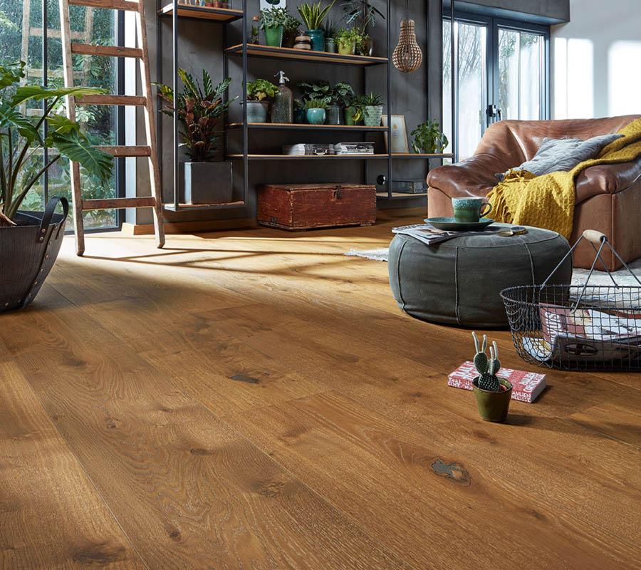 Holzböden für Dein Zuhause von Stuke