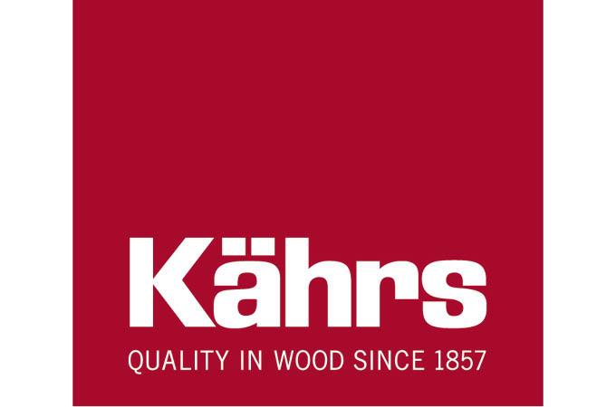 Logo von Kährs | einer unserer Hersteller von Stuke Holz