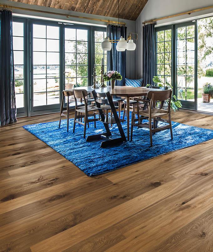 Dunkle Holzböden für Dein Zuhause von Stuke