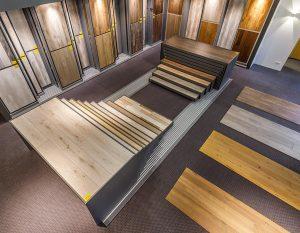Einzigartige Ausstellung für Böden aus Holz | Blog | Stuke Holz