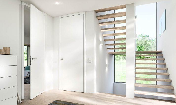 Weiße und moderne Lacktüren für Dein Zuhause bei Stuke